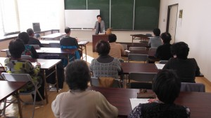 山茶花 高橋先生4